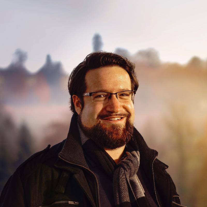 Christian Müller Autorenbild